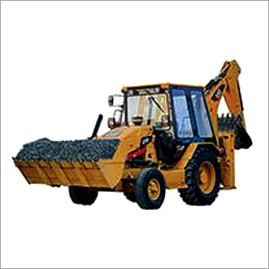 CAT 424B2 High Flow Backhoe Loader