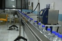 Mineral Water Bottle Plant