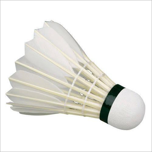 Badminton Feather Shuttlecock
