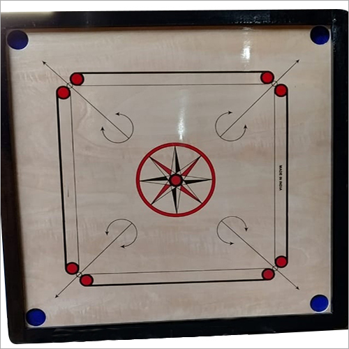 30 Inch Carrom Board