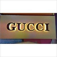 Branding LED Signage Board