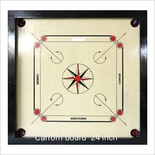 24 Inch Carrom Board
