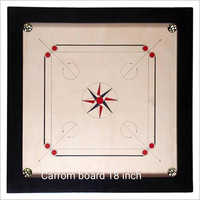 18 Inch Carrom Board