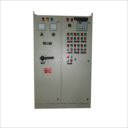 Industrial Capacitor Panel