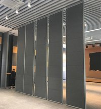 Acoustic Operable Partition
