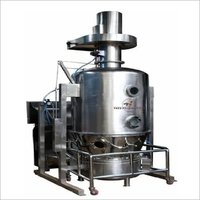 Fluid Bed Dryer Process
