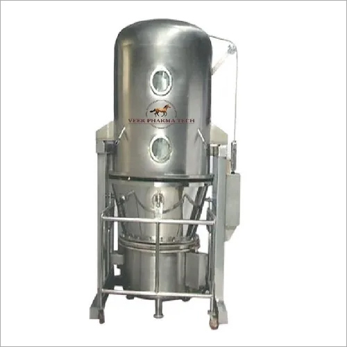 Fluidized Bed Dryer Granulation