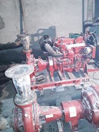 MS Pipeline Pump Room Work