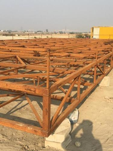 Hording Structure Work