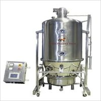 Fluid Bed Dryer In Pharmaceutical