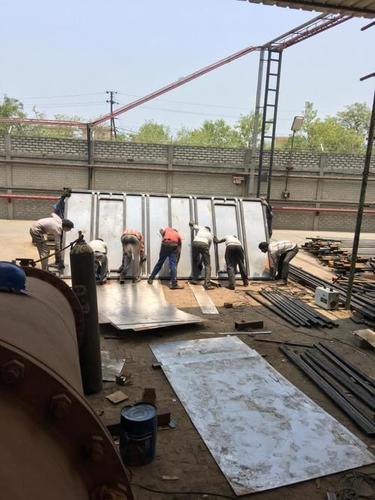 Rack Fabrication Work