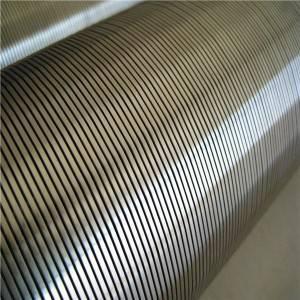 Wire Wrap Screen