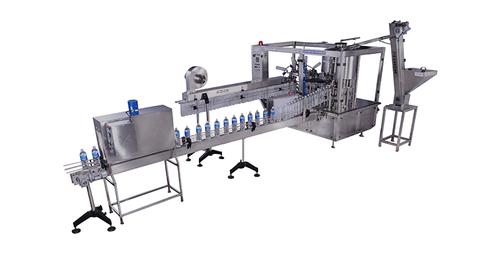 60 BPM Bottle Filling Machine