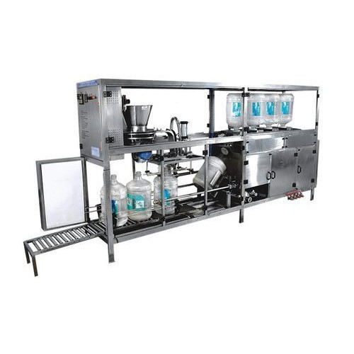 200 JPH Jar Filling Machine