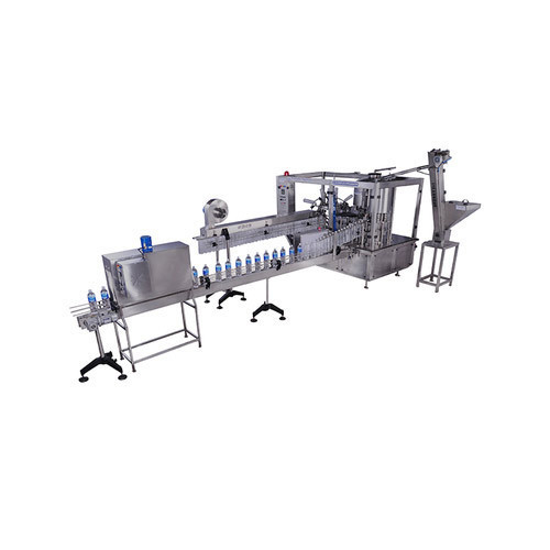 Automatic 40 BPM Bottle Filling Machine