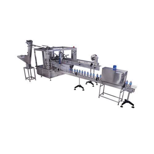 Automatic 30 BPM Bottle Filling Machine