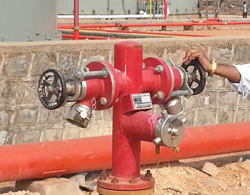 Hydrants System