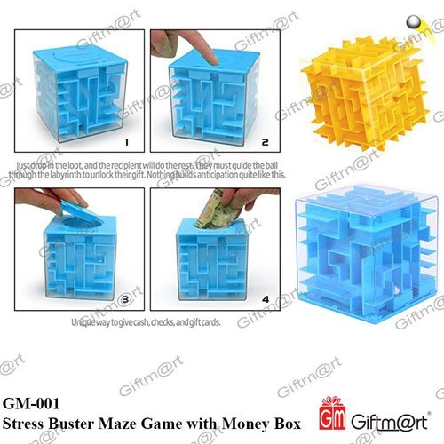 Game With Money Box