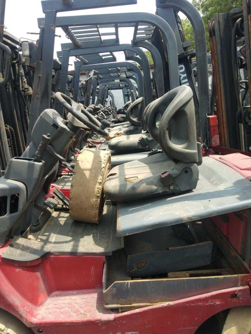 Forklift Electric
