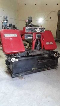 Used Hydraulic Band Saw