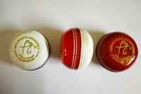 Aggot Leather Cricket Ball used for Practice