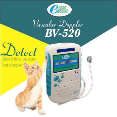BV-520 (Vet) Vascular Doppler