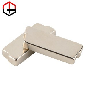SHAPED SQUARE NEODYMIUM IRON BORON MAGNET