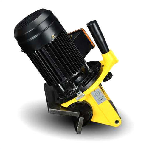 Portable Plate Bevelling Machine