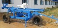 200 Meter Depth  Water Well Drilling Rig