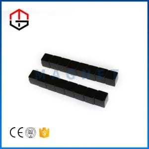 Manufacturer Produces Strong Magnet Black Epoxy Block Magnet Permanent Magnet Nd-fe-b