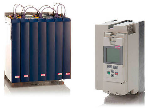 KEB Multi Axis Drive System(H6 Axis Unit)