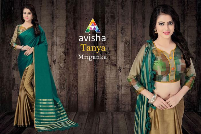 Avisha Tanya Saree catalog