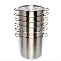 5 Tier Stainless Steel Steamer