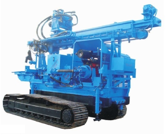 PDTHR-150 Crawler Mounted Drilling Rig