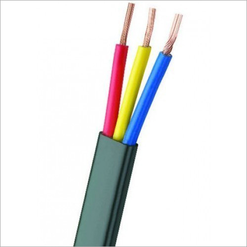 Flat Submersible Cable 3 core flat