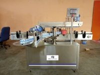 Transparent Sticker Labeling Machine