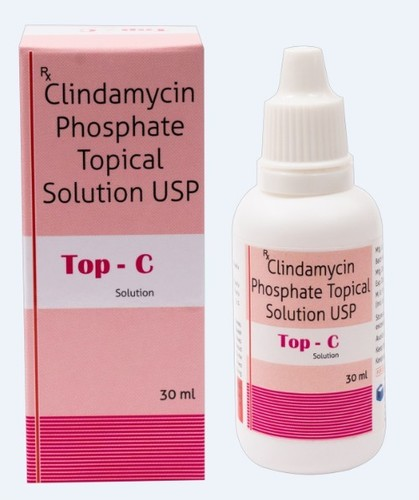 Clindamycin Solution