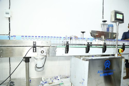 120 BPM Sticker Labeling Machine