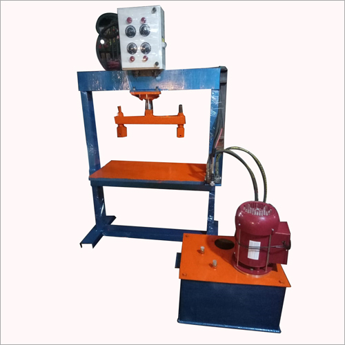 Hydraulic Dopuble Die Single Cylinder Paper Plate Making Machine