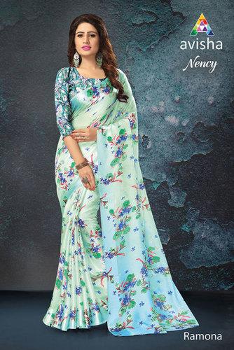 Avisha Nency  Saree catalog