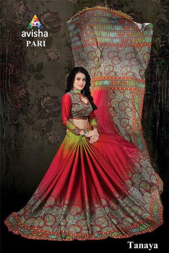 Avisha Pari  Saree Catalog