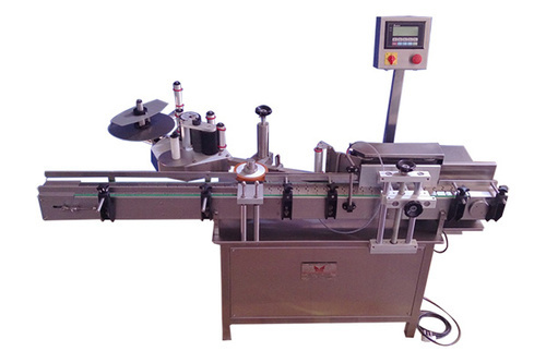 Round Bottles Automatic Labeling Machine