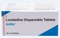 Loratadine 10mg Dispersible Tablet
