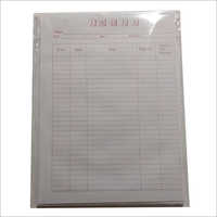 Project Paper Sheet