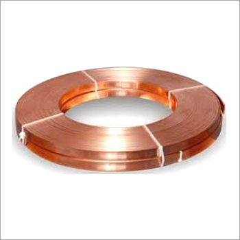 Copper Flat Strip