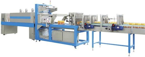 Five Track Shrink Packing Machine