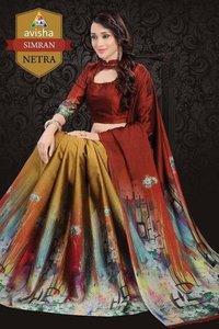 Avisha Simran saree catalog