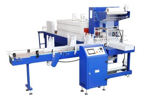 Double Line Fully Automatic Shrink Packing Machine