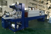 Three line Shrink Wrapping Machine