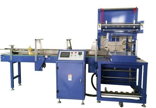 Double Track Shrink Packing Machine